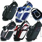 *NEW FOR 2016* Callaway Fusion 14 MENS Stand Carry Golf Bag 14-Way Divider