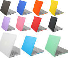 """For Macbook Air Protector 13"""" RETINA Display Hard Case Crystal Clear Cover"""