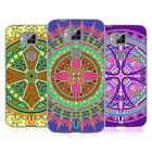 HEAD CASE DESIGNS MANDALA CROSS PATTERN SOFT GEL CASE FOR HUAWEI PHONES 2
