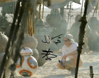 BEN SCHWARTZ GENUINE AUTHENTIC SIGNED STAR WARS 10X8 PHOTO AFTAL & UACC [12080]