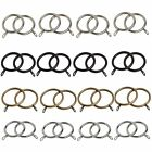 Curtain RINGS (pack of 8) for the Pristine  Extendable curtain pole set, 25-2...