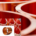 Copper Flexible Strip Sheet 0.3mm Copper Coil Widths from 20mm + Lengths
