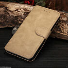 New Luxury Suede Leather Flip Wallet Cover For iPhone 6 Case