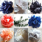HAIR FLOWER FASCINATOR BROOCH/CORSAGE HAIR ACCESSORY CLIP/PIN NEW
