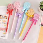 Cute Lollipop Pens School Stationery Ballpoint Girls Party Bag Fillers Gifts