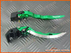 Triumph DAYTONA 955i 2004 - 2006 Long Blade Adjustable Brake Clutch Levers