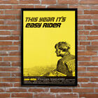 Easy Rider Motorbike Classic Movie Poster High Quality Poster Print Art A1, A2+
