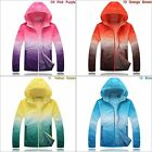 Cycling Running Hiking Windproof Jacket UV Quick Drying Outdoor Coat