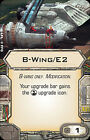 Star Wars X-Wing Miniatures Game-Upgrade Cards MODIFICATIONS,  TITLE