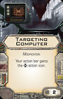 Star Wars X-Wing Miniatures Game-Upgrade Cards MODIFICATIONS, TITLE & SYSTEM UPG