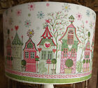 Shabby Chic Lamp shade,lampshade Pretty houses girl's bedroom Free Gift