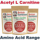 Acetyl L-Carnitine Caps Energy, Speeds Recovery, Boost Immune, Gym Workout UK