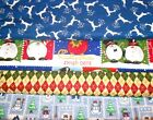 CLEARANCE CHRISTMAS  #6 Fabrics, Sold Individually, By The Half Yard