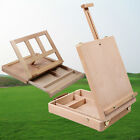 Artist Easel Art Drawing Painting Wood Table Sketching Box Board Desktop Durable