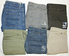 MENS EX M&S COLLECTION REGULAR FIT JEANS STRAIGHT LEG ADDED STRETCH 1612