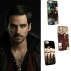 Free Shipping Once Upon a Time Emma Swan and Killian Hook iPhone case collection