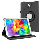 360 PU Leather Folding Folio Case Cover For iPad 2/3/4 Air Pro Galaxy Tab Mini
