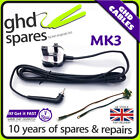 GHD Hair Straightener Cable fits 3.1b 4.0b 4.1b SS2 &Early 4.2b  x1 10 25 50 100