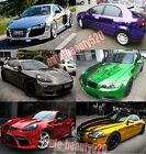 30FT x 5FT CBW Car Glossy Mirror Chrome Series Wrap Vinyl Sticker Sheet 6 Color