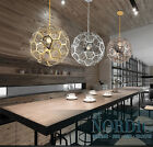 30 40 50cm Modern LED Dixon Etch Web pendant lamp Restaurant Lobby ceiling light