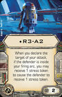 Star Wars X-Wing Miniatures Game- Upgrade Cards ASTROMECH фото