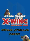 Star Wars X-Wing Miniatures Game- Upgrade Cards ASTROMECHS & SALVAGED ASTROMECHS