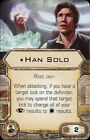 Star Wars X-Wing Miniatures Game- Upgrade Cards CREW CARDS фото