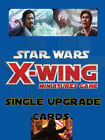 Star Wars X-Wing Miniatures Game- Upgrade Cards CREW CARDS $1.24 AUD