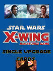 Star Wars X-Wing Miniatures Game- Upgrade Cards CREW CARDS $0.99 USD