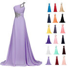Plus Size New Formal Long Prom Dress Wedding Bridesmaid Evening Pageant Dresses