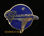 GRUMMAN AIRCRAFT LOGO HAT LAPEL PIN UP GIFT US GIFT F-14 A-6 APOLLO TBF F4F F6F