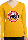 Ladies Long Sleeve Competitor Tee Dodge Scat Pack Club