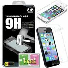 PREMIUM REAL TEMPERED GLASS SCREEN PROTECTOR FOR SAMSUNG GALAXY IPHONE 4/5/6