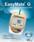 Blood Glucose Monitor - Get $20 OFF Voucher on strips - Complete EasyMate Kit