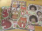 Assorted Craftstyle Cut & Create Woodland Creatures Sets