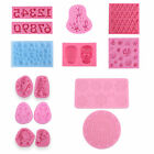Fondant Cake Decorating Sugarcraft Plunger Cutter Tools Mold Mould Cookies AU