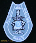 F-4 PHANTOM II GREEK AIR FORCE GREECE PATCH SPOOK PIN UP
