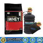 Optimum Nutrition 100% Whey Gold Standard Protein Choc 10lb WPI-WPC-Elite Whey