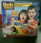 Vintage 2001 Bob the Builder Scoop's Construction Site Game Board Game
