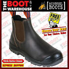 Mongrel Work Boots 545030. Steel Toe Cap Safety. Oiled Kip.  FREE GIFT OPTION!