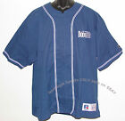 Vintage 90's LA Los Angeles DODGERS JERSEY Russell SEWN Letter NWT New Old Stock