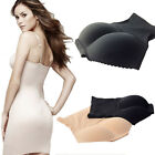 High Waist Padded Seamless Panties Butt Lifter Enhancer Memory Foam Shapewear