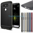 Slim Hybrid Dual Layer Rugged Armor Case Bumper Protective Cover for LG G5 2016
