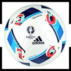 adidas EURO 2016 Match 290 Gramm Junior Weiss