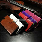For Alcatel OneTouch Pop C5 5036D Card Wallet Flip Stand Leather Case Cover
