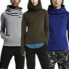 Nike Women's Tech Fleece Activewear Jogging Hoodie Top Sweatshirt Running
