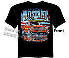 Mustang T Shirts Ford Shirts Mustang Apparel Muscle Car 1965 1966 1967 65 66 67