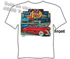 Custom Car T Shirts Mercury Lincoln Tee Automotive Shirts Vintage Car Shirts