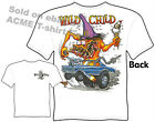 Rat Fink Shirts GTO Shirts Pontiac Shirts Big Daddy Shirt Wild Child 1965 65 Tee