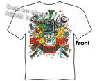 Big Daddy T Shirts Ed Roth Shirt Rules Rat Fink Apparel Tee Sz M L XL 2XL 3XL